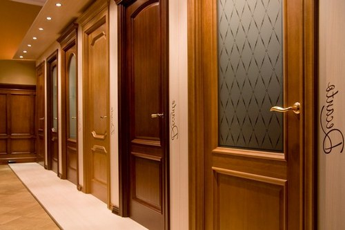 Как открыть салон дверей