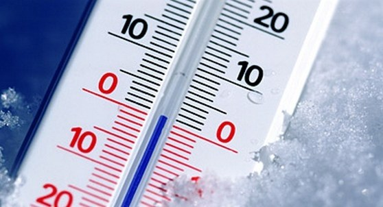 How to determine the average monthly temperature