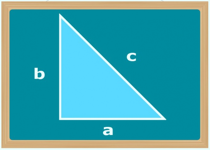 How to find the third side if we know the angle