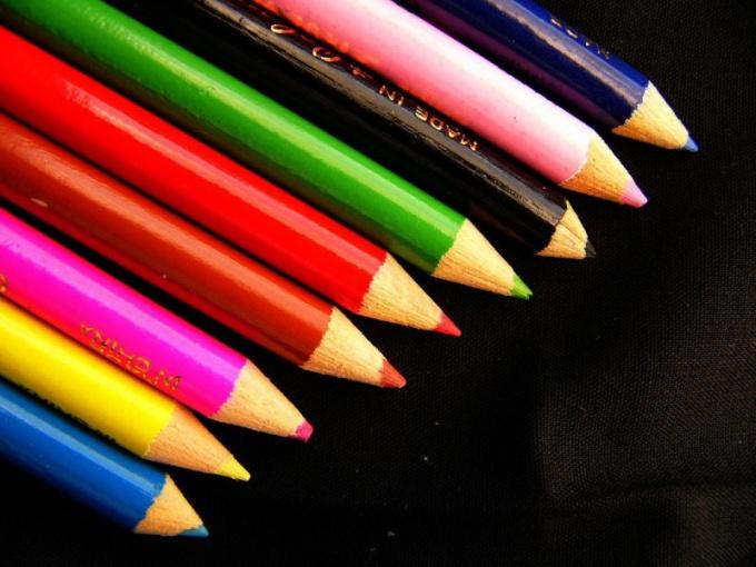 Как нарисовать листья карандашом