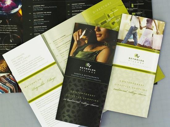 Как оформить брошюру