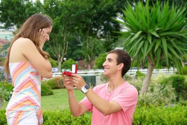 Как необычно сделать предложение девушке фото 840