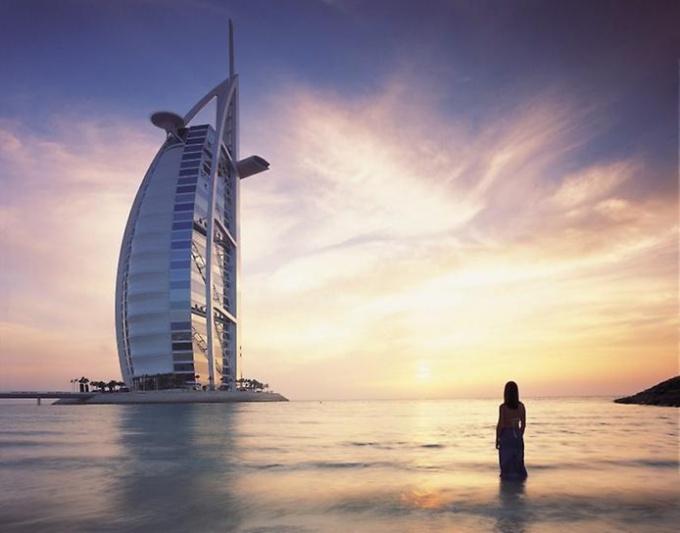 Как выбрать отель в ОАЭ