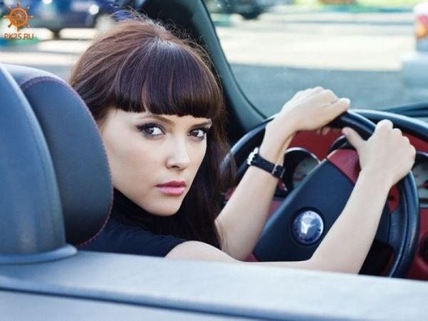 Как лучше водить машину