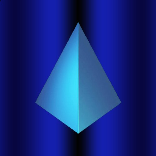 Как найти объём правильной треугольной пирамиды