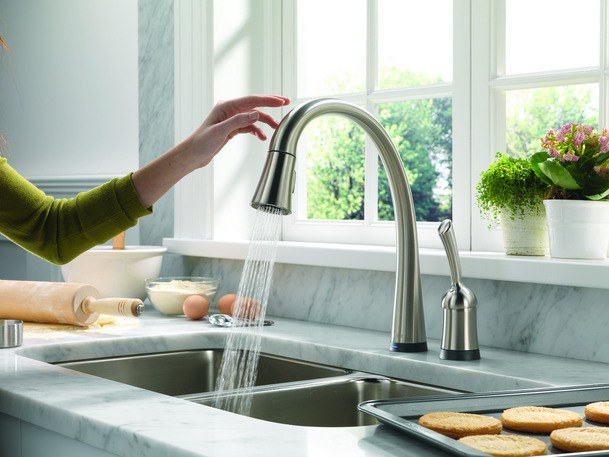 How to choose the kitchen faucet