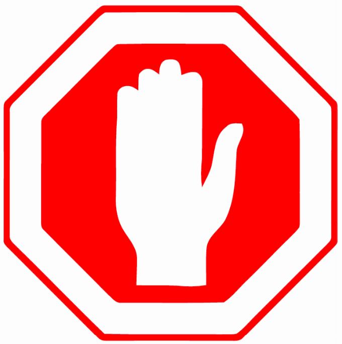 Как можно заблокировать выход в интернет