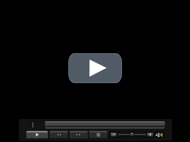 Как вставить видеоплеер на сайт