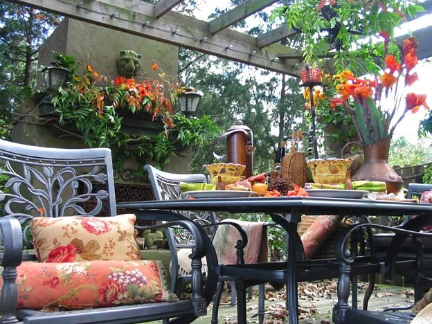 How to make a patio