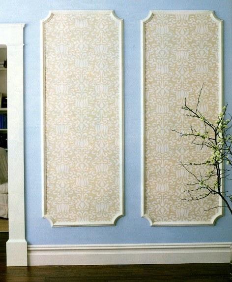 Panels of Wallpaper