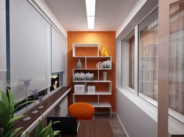 Как переделать балкон в комнату