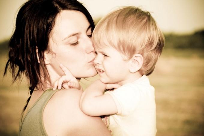 Как объяснить детям, что такое любовь
