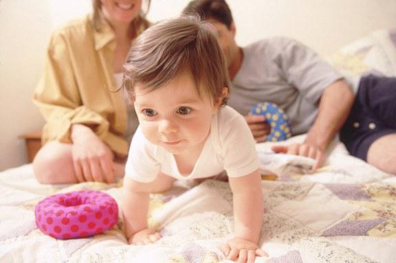 Как нужно развивать ребенка в год