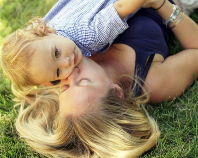 Как одеваться молодой маме
