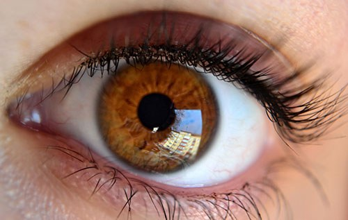 Как обработать глаза в фотошопе