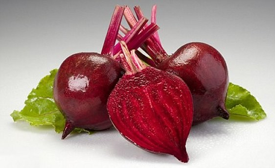 How to give the beet juice baby