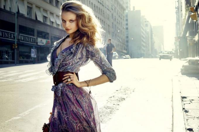 Как одеваться весной модно и стильно