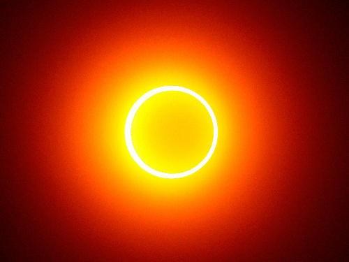 Где можно наблюдать солнечное затмение 20 мая
