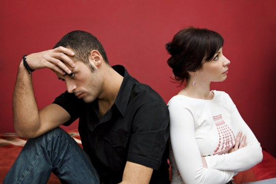 How to file for divorce and division of property