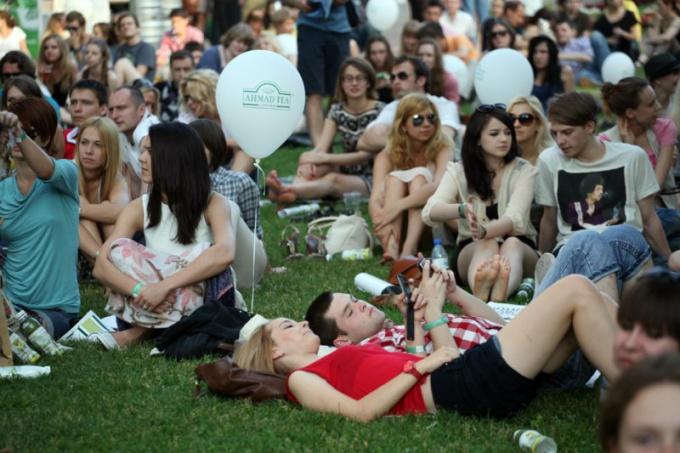 Как попасть на концерт Ahmad Tea Music Festival