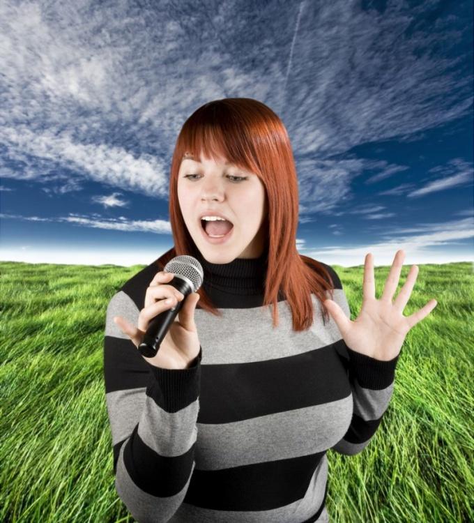 Как пародировать голос