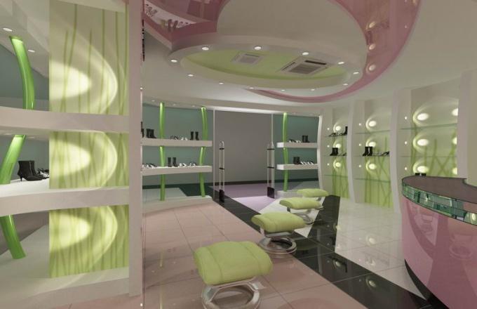 Как оформить магазин красиво