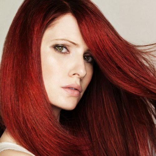 Как определить тон волос