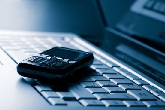 Как перенести текст на телефон