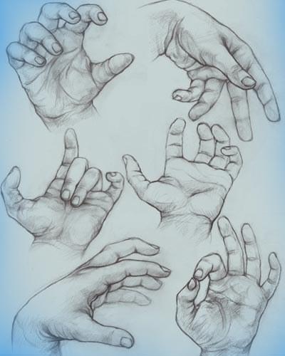 Многое можно узнать о человеке по типу руки
