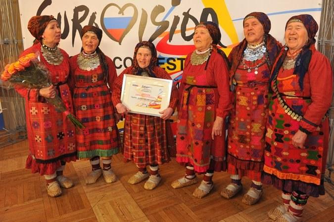 Кто будет представлять Россию на Евровидении-2012