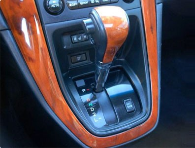 How to correctly switch automatic transmission