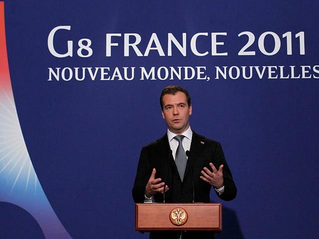 """Какие вопросы рассмотрят на саммите """"большой восьмерки"""" 2012"""