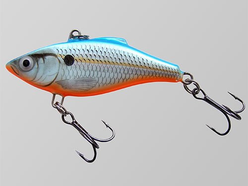 Как ловить рыбу на балансир