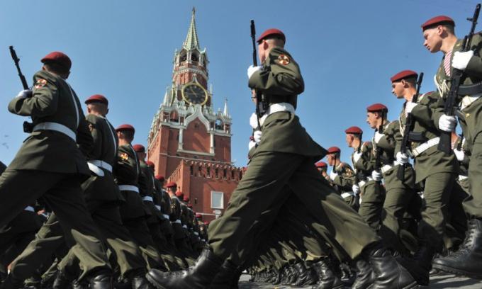 Как попасть на Парад победы 9 мая