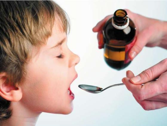 Как давать ребенку грудной сбор