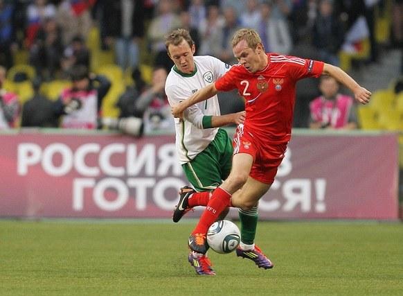 Как выступает российская сборная на Евро 2012