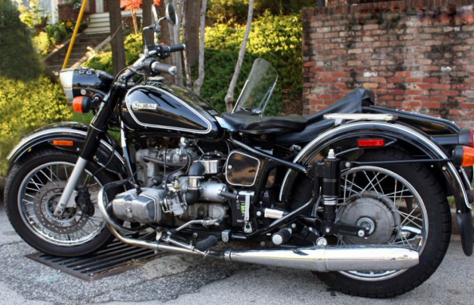 """How to adjust the carb on the """"Ural"""""""