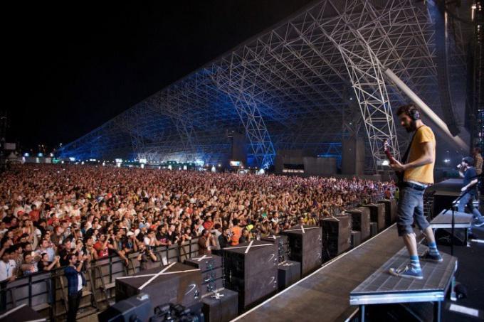 Кто выступает на фестивале Максидром 2012
