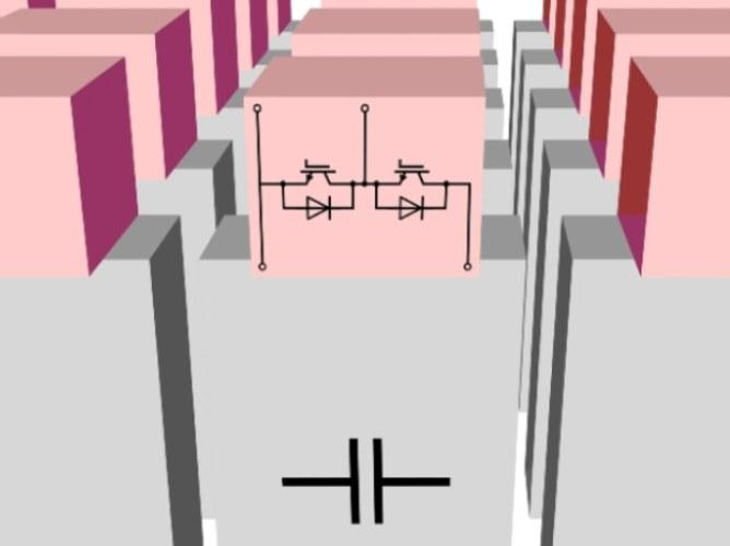 Как нарисовать схему сети