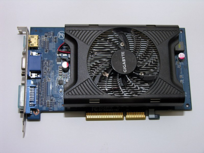 How to allocate memory to video card