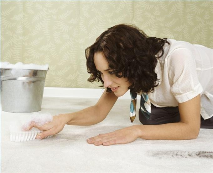 Как отчистить сажу