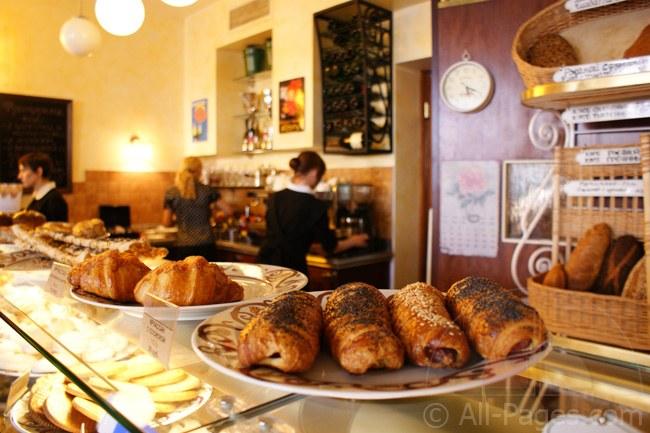 Как открыть кафе-пекарню