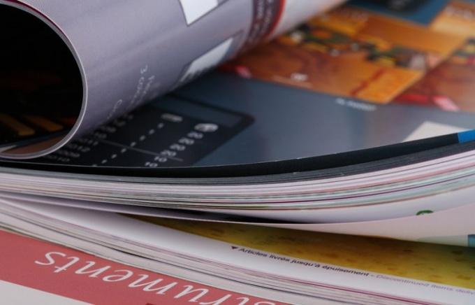Как опубликовать свое произведение в журнале