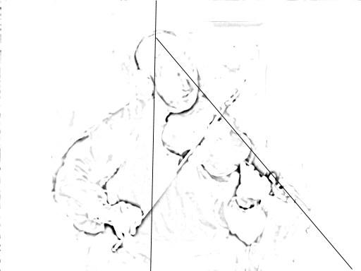 Определите угол наклона головы музыканта