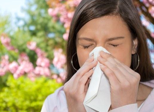 Как бороться с весенней аллергией