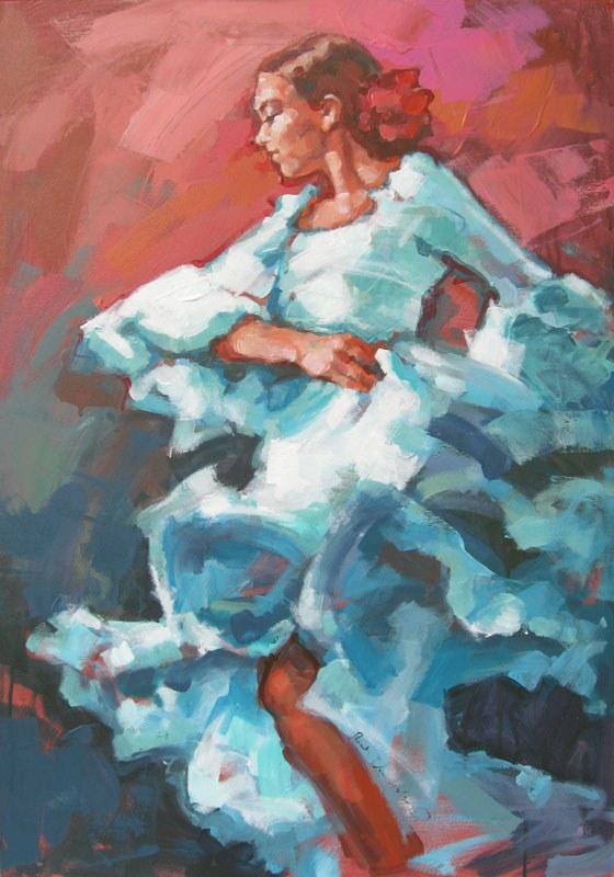 Картина художницы Ренаты Домагальски