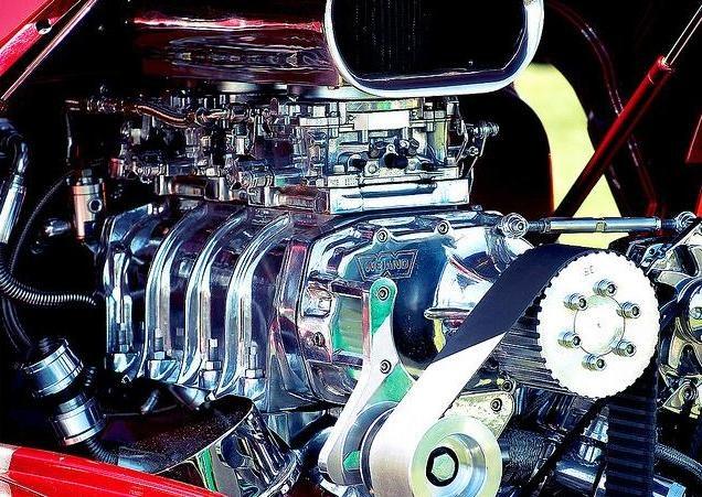 Как устроен двигатель внутреннего сгорания