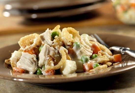 Как приготовить салат с куриным филе