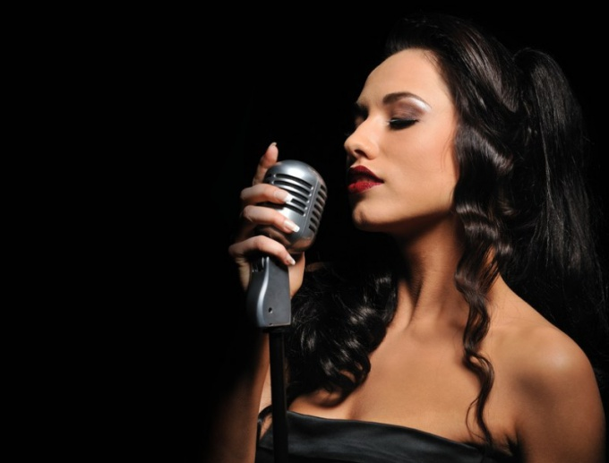 Как петь высоко
