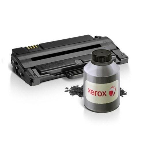 Как заправить картридж для xerox